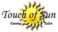 Touch of Sun Tanning Logo